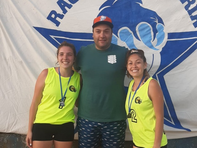 Finalizó el torneo de Beach Voley en Racing