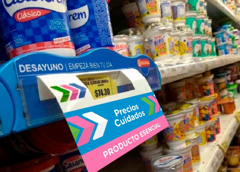 Precios Cuidados Hoy Arrancan Los U0026quot Productos Esenciales